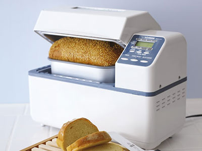 Zojirushi Home Bakery Supreme Bread Machine - Home Breadmaking Machine