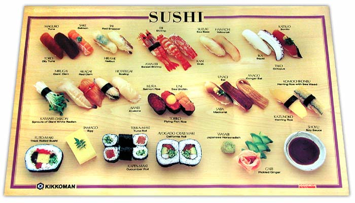 how to buy fish for sushi